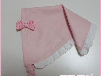 スイートリボンの三角巾−子供用の画像