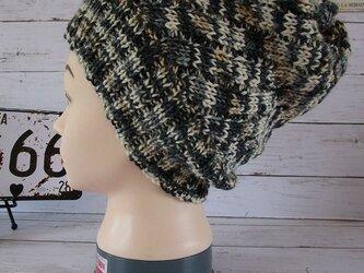 手編み帽子 Opal   Regenwald 9014 Der Doppelagentの画像