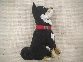 ブローチ 柴犬 (ボックス付き)の画像