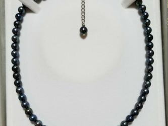 あこや真珠 ネックレス ☆の画像