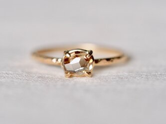 Fragment of Nature Diamond Ringの画像