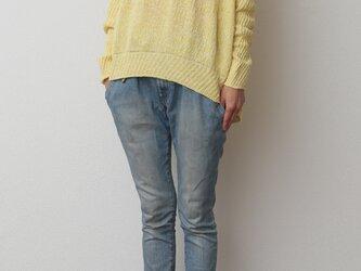 【NEW】PO knit 15 COTTON100の画像