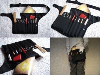 スマート携帯【D】ポケットなしコーデに最適!服を選ばないシンプルデザイン/メンズライクな立ち仕事用バッグ《8タイプ》ギフトにも♩の画像