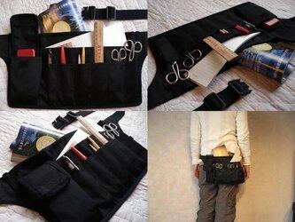 スマート携帯【A】ポケットなしコーデに最適!服を選ばないシンプルデザイン/メンズライクな立ち仕事用バッグ《8タイプ》ギフトにも♩の画像