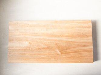 バッコヤナギのまな板 No36 (345×675 h45)の画像