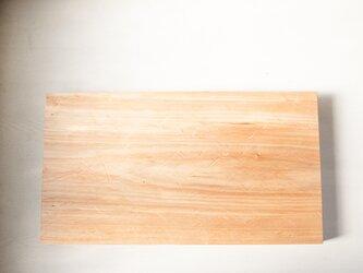 バッコヤナギのまな板 No39 (370×670 h45)の画像