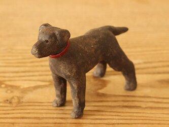 干支の犬 ラブラドールの画像