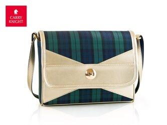 ribbon bag《 British style 》の画像