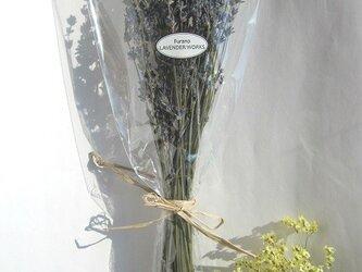 上品な香りラベンダースワッグ(北海道産農薬不使用)の画像