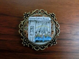 ブローチ*コーヒーハウスの画像