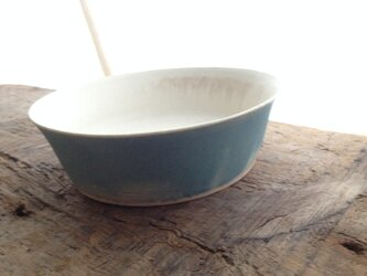 cereal bowl(外側robin egg's blue)の画像