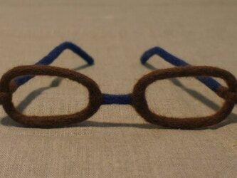 ちくちく眼鏡の画像