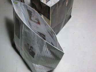チラシ袋の画像
