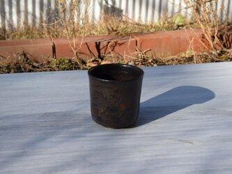 黒変フリーカップの画像