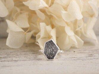 silver  薄氷のリングLの画像