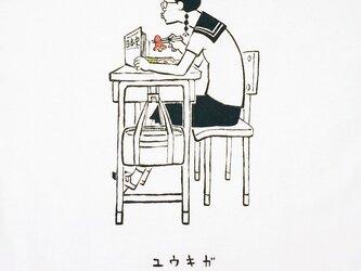 早弁・女子【Tシャツ】の画像