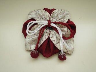 お花の巾着-(R)の画像