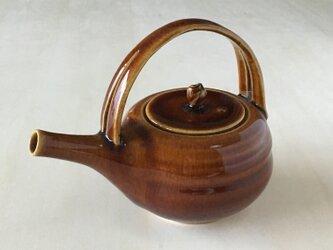 酒器 陶製 燗鍋の画像
