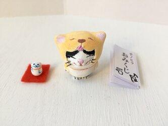 【新春福袋】今年こそ干支になりたい猫さん・白黒の画像