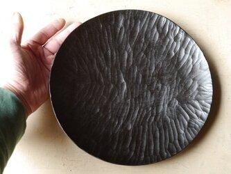 丸皿265 黒 #0134の画像