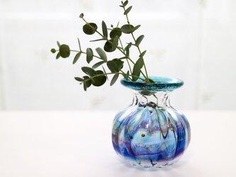 【mさま専用ページ】清流のミニ花器−3の画像