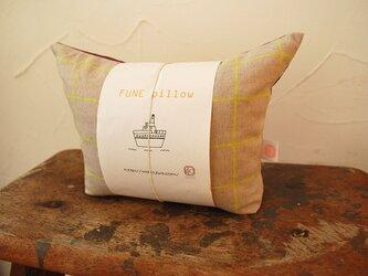 new!!  小さい船枕『FUNE』81の画像