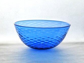 ブルーのボウルの画像