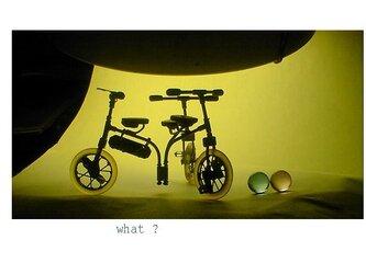 ミニチュア 三輪三人車  スルメ 1号 / Miniature tricycleの画像