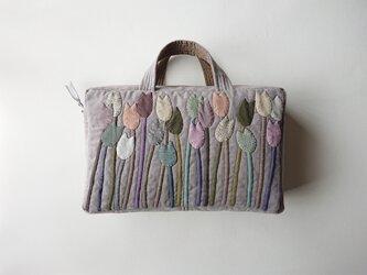 tulip 2way bagの画像