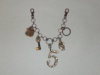 羽織飾り 「ナンバー5」 ジェンダーレスの画像