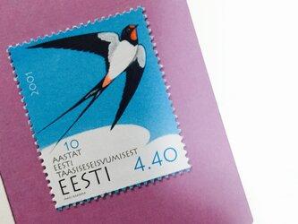 ちいさなartmuseum Estonia stampの画像