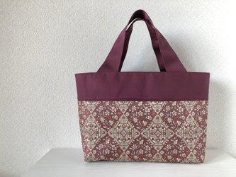 帯バッグ〜古典柄〜の画像