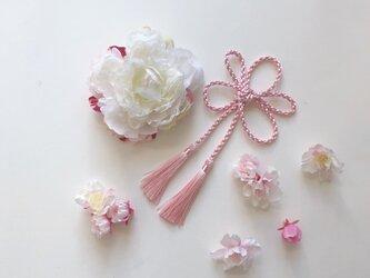 桜 ヘアピン セットの画像