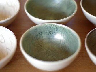 緑葉小鉢の画像