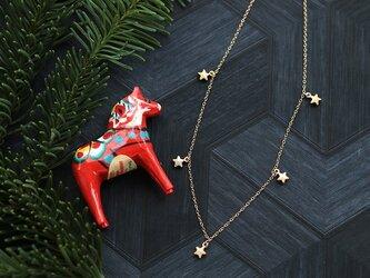お星さまのチョーカー*ゴールドフィルド*の画像