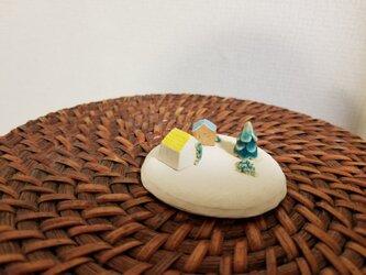 Petit Hakoniwa~お家のある風景~(置き飾り)004の画像