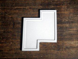 【八陣図(衝軛)】陣形プレート 白妙 ピクセルプレートの画像