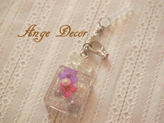 ◆◇指輪と香水瓶のイヤホンジャック◇◆の画像