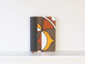 Vintage壁紙ブックカバー V01BK-01の画像