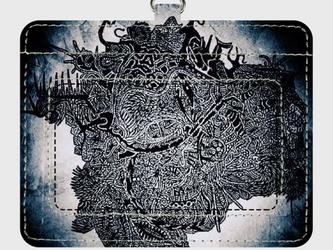 KASHIZU 喰魂パスケースの画像