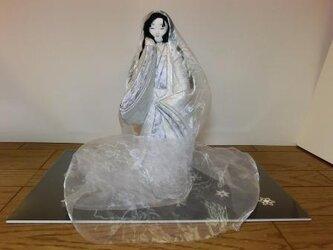 雪の妖精の画像