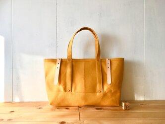 【受注製作】黄色の鞄の画像