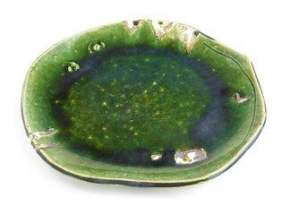 織部 プレート皿②の画像