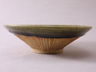 浅鉢(中)‐ori茶-の画像