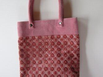 金華山織りのバッグの画像