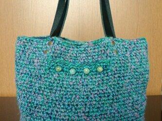 手編みバッグ Ⅳの画像