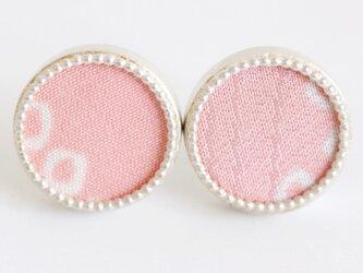 Pink circle kimono studsの画像