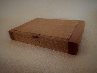 【bi様専用】 楢の木のopen boxの画像