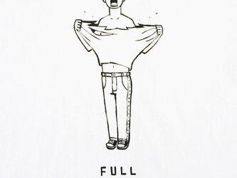 シャツ破り【Tシャツ】の画像