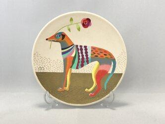 色鉛筆イラスト「Dog」の画像